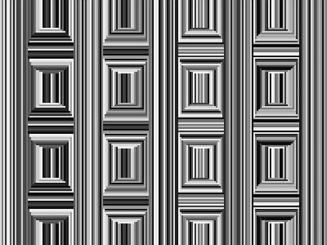 Illusioni ottiche, quando l'immagine prende vita: le più belle sul web