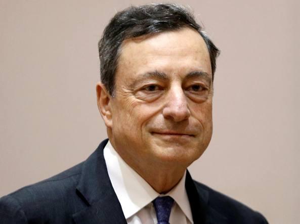 A Draghi il premio De Gasperi: