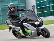 Bmw C Evolution, lo scooter elettrico aumenta la potenza e l'autonomia