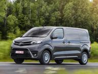 Toyota Proace, fino a nove posti