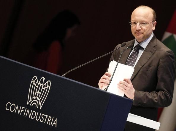 Confindustria lima le stime del Pil: 'L'Italia è ferma'