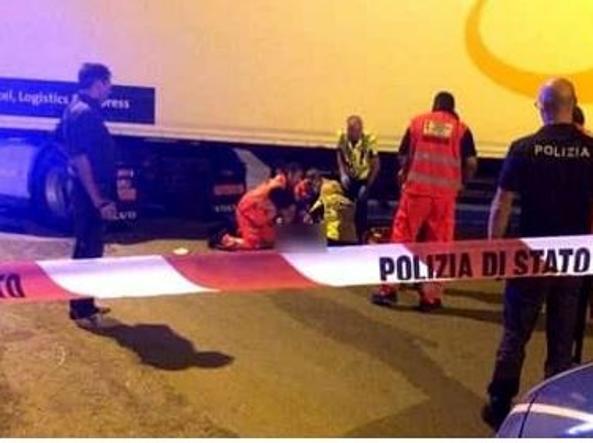 Operaio investito e ucciso a Piacenza