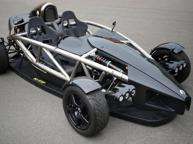 Ariel Atom, follia inglese in stile F1