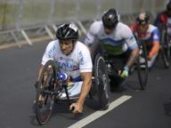 Paralimpiadi di Rio 2016, Zanardi e Mazzone d'argento nella gara in linea