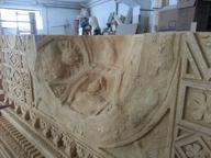 I templi di Palmira distrutti dall'Isis rinascono a Roma (con stampanti 3D)