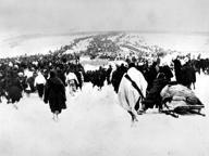 La fossa dei soldati morti in Russia«Ci sono anche dispersi italiani»