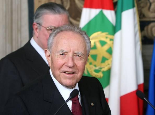 Morto Carlo Azeglio Ciampi, è stato il decimo presidente della Republica