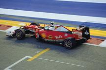 Formula 1, per la Ferrari a Singapore ritorna la minaccia della Red Bull