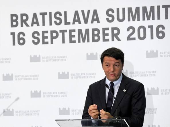 Bratislava: arrivano i leader Ue al primo vertice a 27