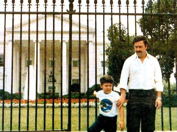 Pablo escobar mio padre - Fotos de la casa blanca por fuera ...