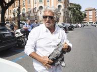 Grillo fa il tagliando a Raggi Olimpiade a Roma, sarà no