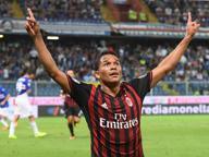 Serie A, Bacca «avvelenato» Il Milan supera la Sampdoria