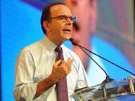 Parisi: Io erede di Berlusconi? Lo dirà l'elettore. Non voglio un partitino»