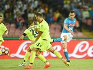 Serie A, Napoli-Bologna 3-1. Milik, l'apprendista Higuain, vale la vetta