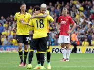 La banda «italiana» del Watford di Mazzarri batte lo United di Mourinho
