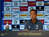 Inter-Juventus, De Boer: «Ora basta, non perdiamo la testa: niente scuse»