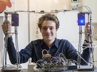 A un sedicenne italiano il primo premio «Giovani Scienziati» della Ue