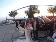 Sospesa la licenza a pilota elicottero per il matrimonio del nipote del boss