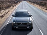 Ecco la Volvo V90 Cross Country