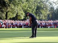 Golf, Open d'Italia: Chicco Molinari si regala un giorno da fenomeno