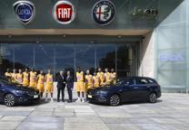 Basket, la Fiat sposa Torino e prepara il debutto in serie A