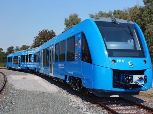 Il treno a idrogeno conquista la Germania