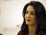 Battaglia di Amal Clooney contro Isis «Cambiare la mente delle persone»