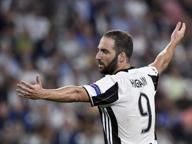 Juventus: Higuain, il Pipita che scotta agita la panchina bianconera