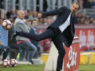Juventus, Allegri: «Con l'Inter peggior gara in 30 anni, ma niente drammi»