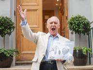 Ted McDermott, cantante a 80 anni La star della musica (con l'Alzheimer)