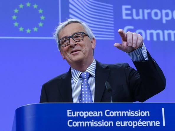 L'Europa va molto male. Lo afferma il presidente della Commissione Juncker