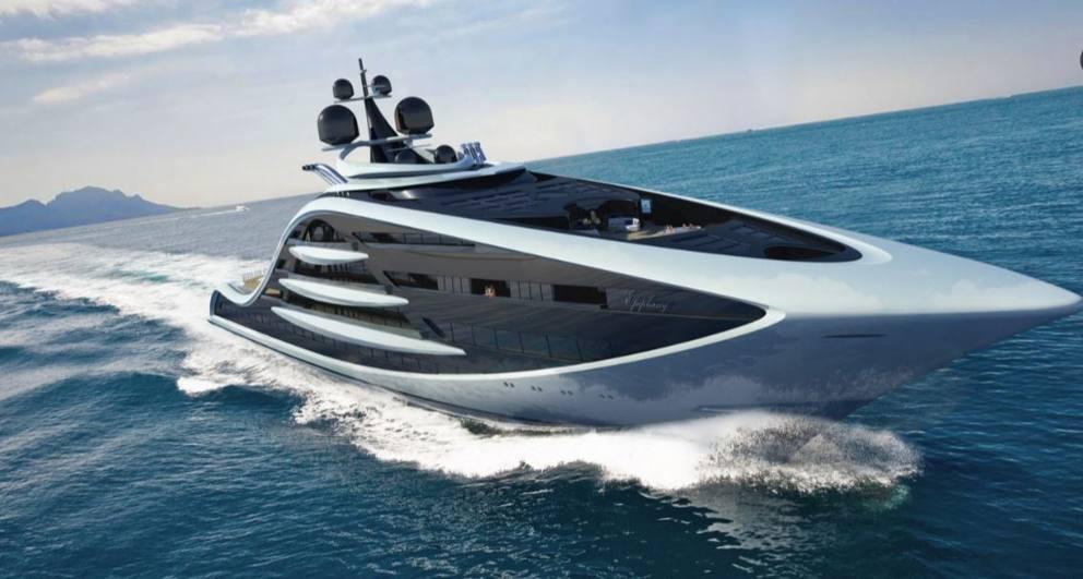 Jet Privato Piu Costoso Al Mondo : Epiphany lo yacht più costoso al mondo da milioni di
