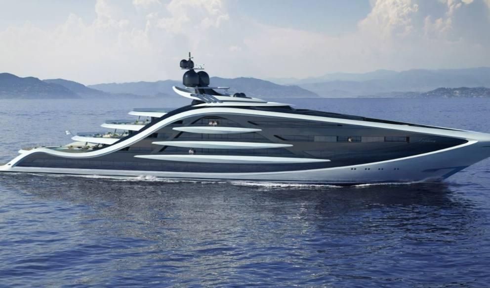 epiphany lo yacht pi costoso al mondo da 667 milioni di