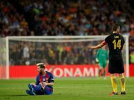 Barcellona, Messi s'infortuna Starà fermo tre settimane
