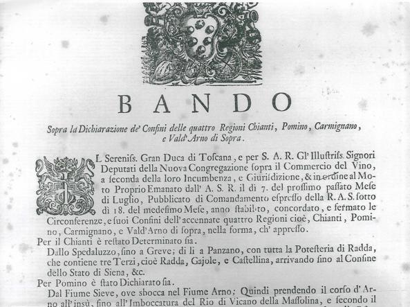 Firenze, Renzi al Teatro dell'Opera per i 300 anni del Chianti classico