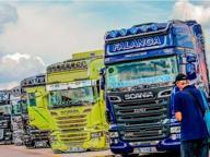 In festa i camion più pazzi d'Europa
