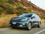 Nuova Kia Niro, il crossover compatto con doppio motore elettrico-benzina
