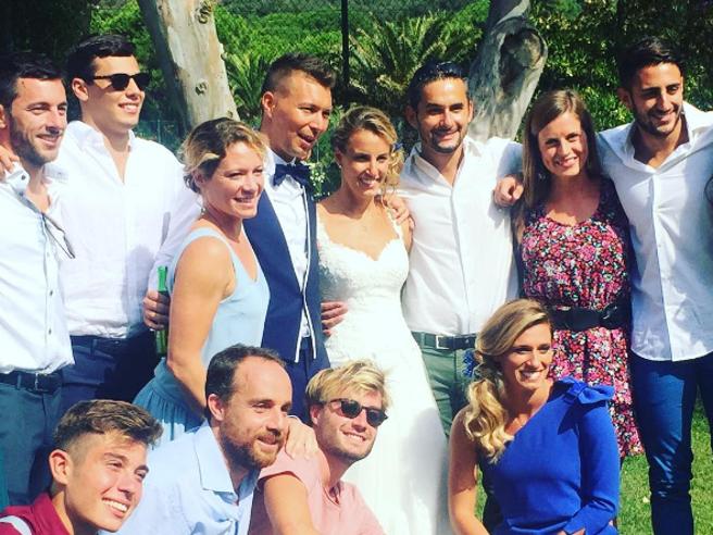 Tania Cagnotto si è sposata all'isola d'Elba con Stefano Parolin