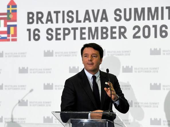 Bratislava, via al primo vertice della Ue senza il Regno Unito