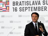 Ue, Renzi parla di profonda rottura:non so quando e come sarà sanabile