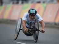 Alex Zanardi: «Handbike e corse in macchina: vado avanti, mi diverto»