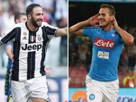 Serie A, torna la lotta tra Juve e Napoli Quattro mesi dopo Ancora tu...
