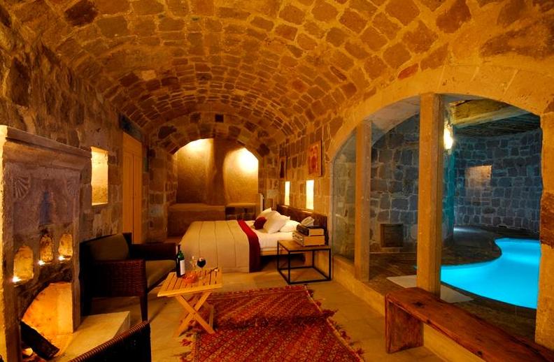 Tripadvisor e il lusso sfrenato le 10 camere d 39 albergo con piscina privata pi belle del mondo - Hotel piscina in camera ...