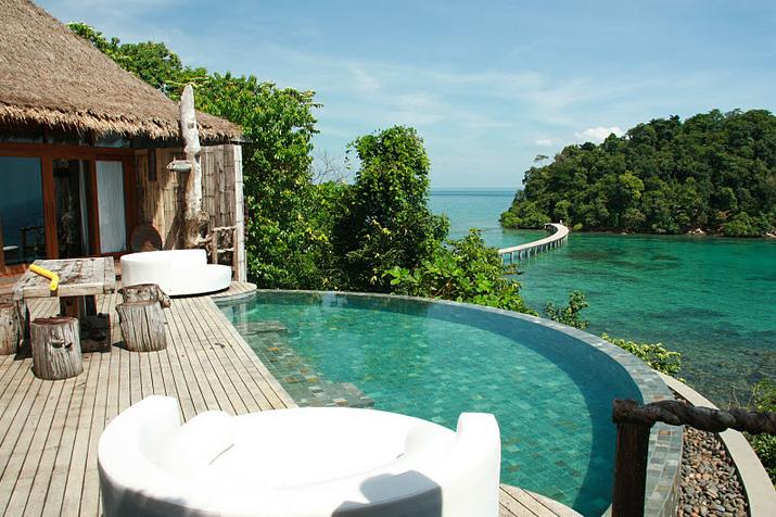 Tripadvisor e il lusso sfrenato le 10 camere d 39 albergo con - Hotel con piscina privata grecia ...