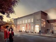 Il Maxxi scommette sul futuro: più spazio per collezioni e servizi