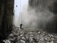 «La Russia fermi il massacro in Siria»