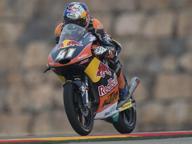 Moto3, Binder campione del mondo