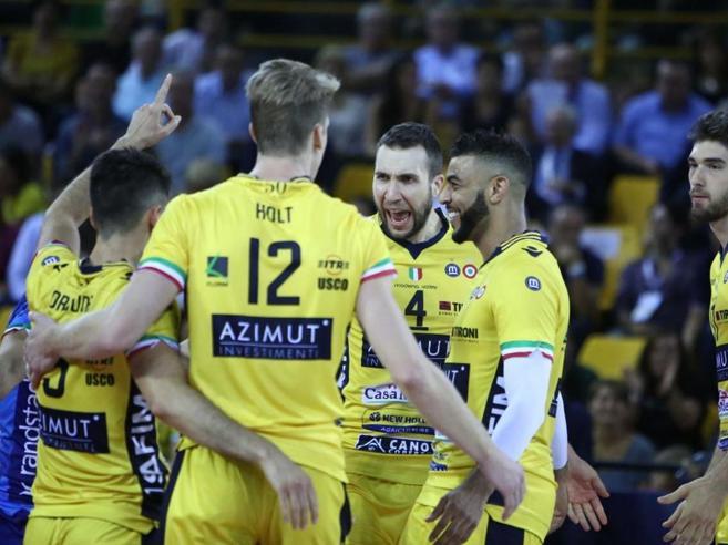 Volley, Supercoppa: Modena riparte da un trofeo, Ngapeth batte Zaytsev