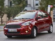Ford Ka+: più spazio e più comfort