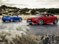 In pista sulla potente Audi TT RSL'auto con cui si può anche parlare